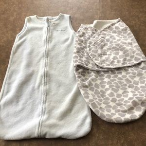 Other - Two Baby Wraps. (#3162)